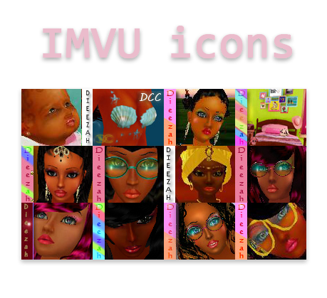 All icons by Dieezah for Dieezah's Caribbean Creations virtual products on IMVU